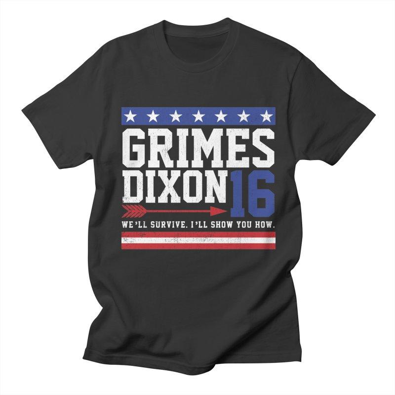 Grimes 2016 Men's Regular T-Shirt by machmigo1's Artist Shop