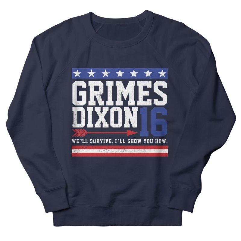 Grimes 2016 Women's French Terry Sweatshirt by machmigo1's Artist Shop