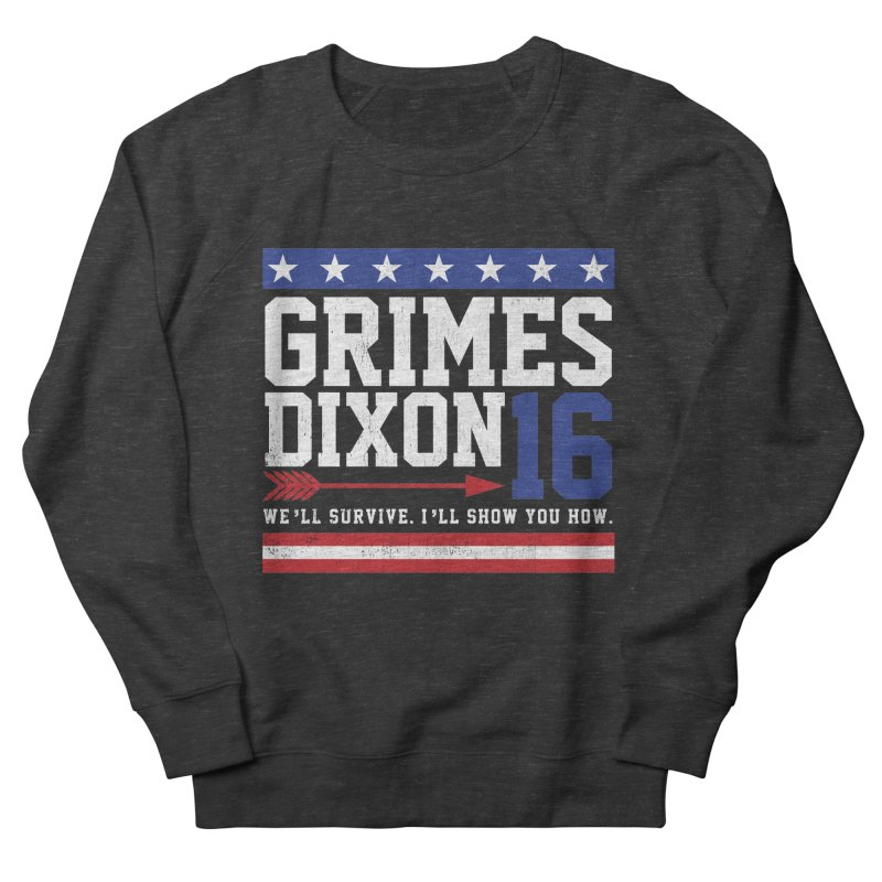 Grimes 2016 Men's French Terry Sweatshirt by machmigo1's Artist Shop