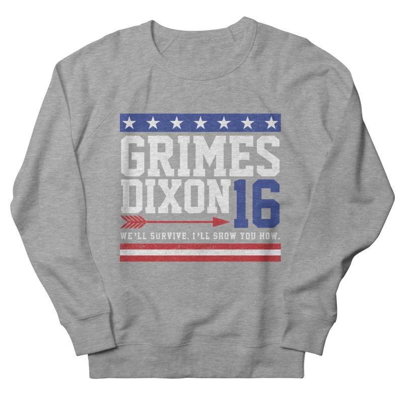 Grimes 2016 Men's French Terry Sweatshirt by machmigo1's Artist Shop