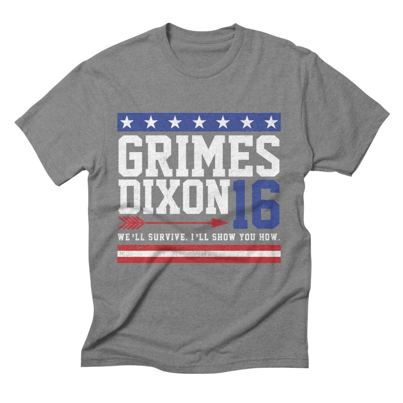 Grimes 2016 Men's Triblend T-Shirt by machmigo1's Artist Shop