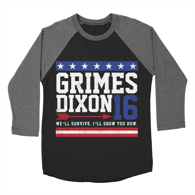Grimes 2016 Women's Baseball Triblend T-Shirt by machmigo1's Artist Shop