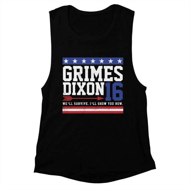 Grimes 2016 Women's Muscle Tank by machmigo1's Artist Shop