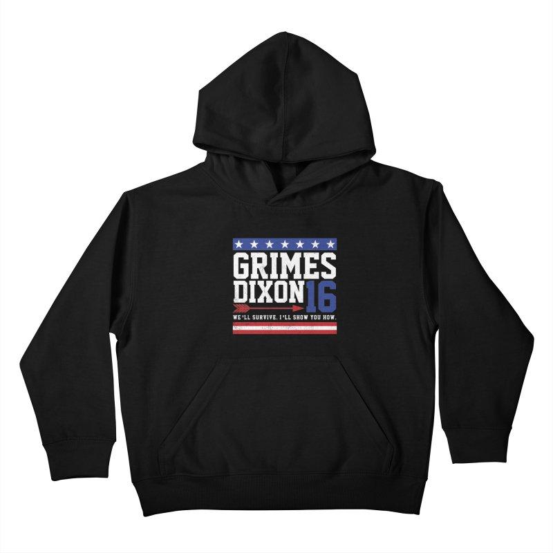 Grimes 2016 Kids Pullover Hoody by machmigo1's Artist Shop