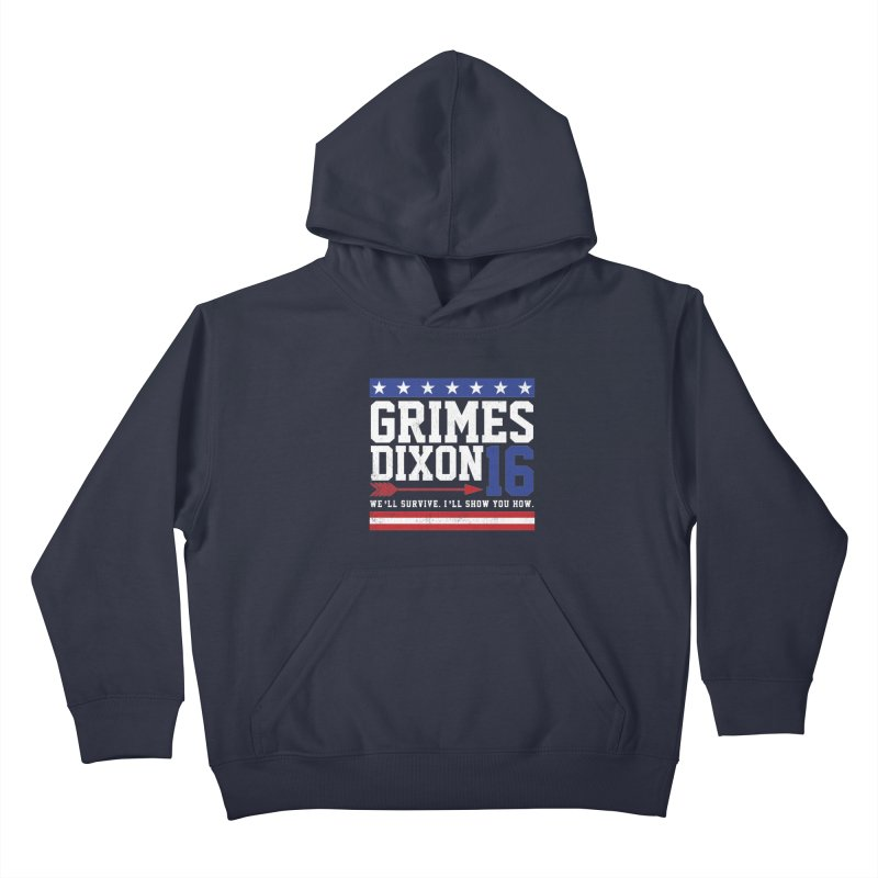Grimes 2016 Kids Pullover Hoody by machmigo1's Artist Shop