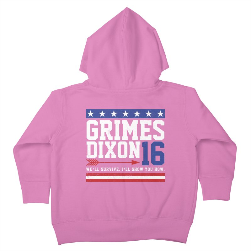 Grimes 2016 Kids Toddler Zip-Up Hoody by machmigo1's Artist Shop