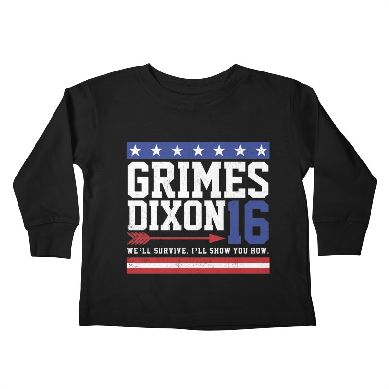 Grimes 2016 Kids Toddler Longsleeve T-Shirt by machmigo1's Artist Shop