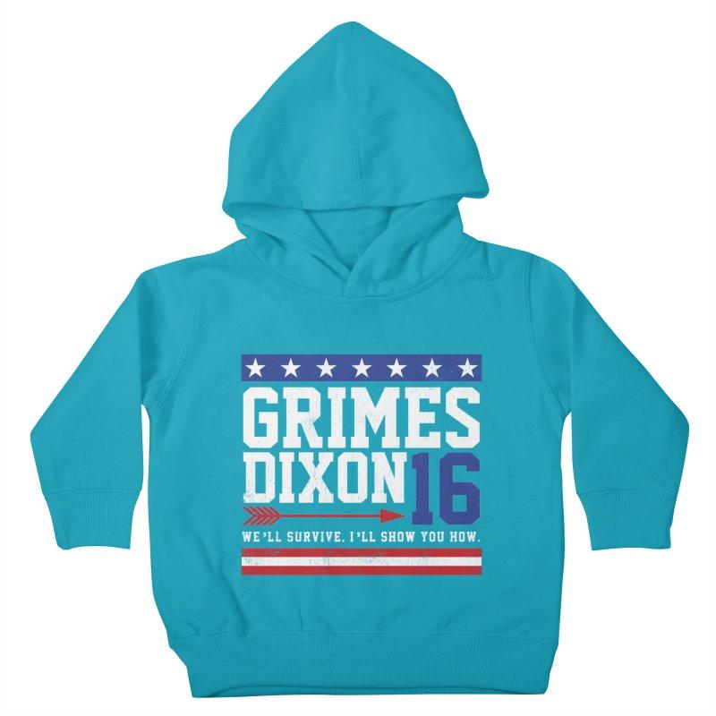 Grimes 2016 Kids Toddler Pullover Hoody by machmigo1's Artist Shop