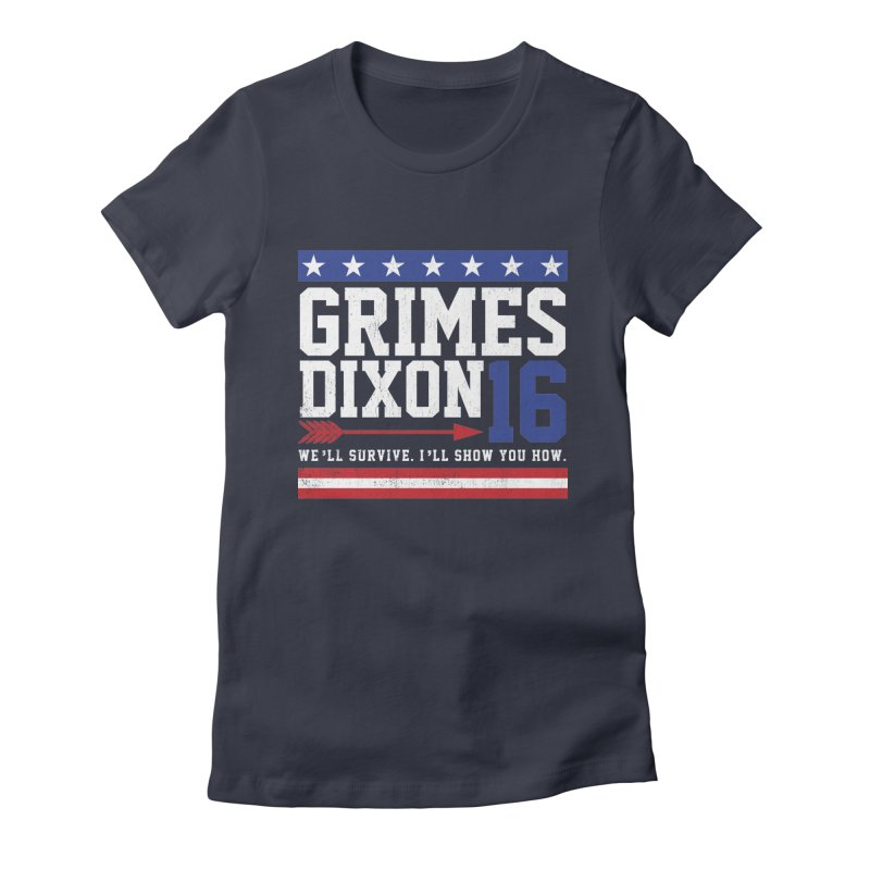 Grimes 2016 Women's Fitted T-Shirt by machmigo1's Artist Shop