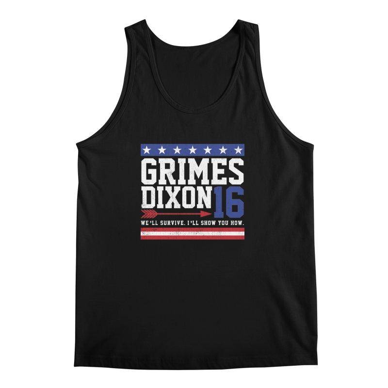 Grimes 2016 Men's Regular Tank by machmigo1's Artist Shop