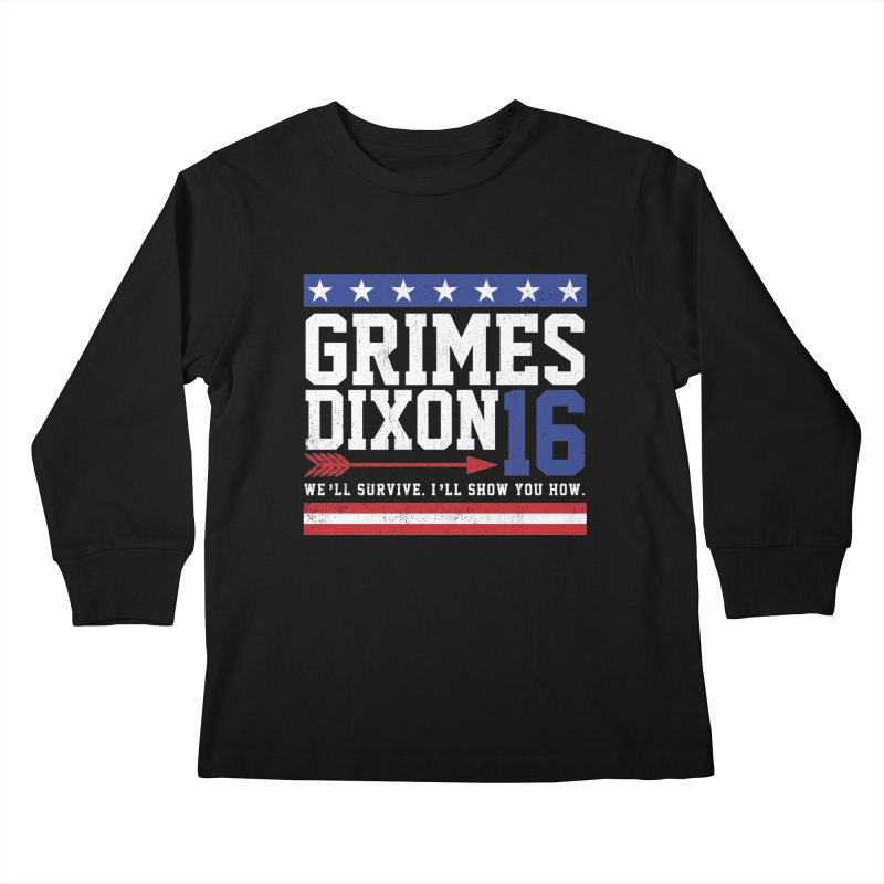 Grimes 2016 Kids Longsleeve T-Shirt by machmigo1's Artist Shop