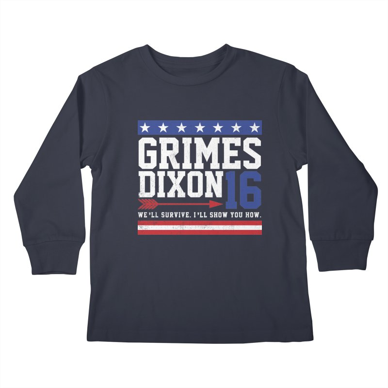 Grimes 2016 Kids Longsleeve T-Shirt by machmigo1's Artist Shop