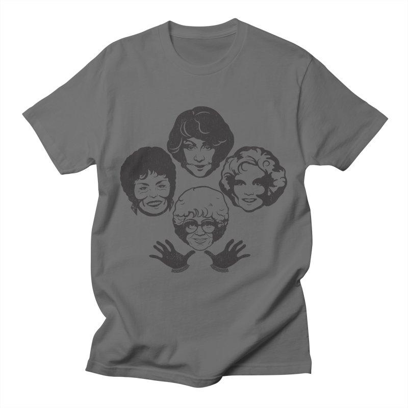 Miami Royalty Men's T-Shirt by machmigo1's Artist Shop