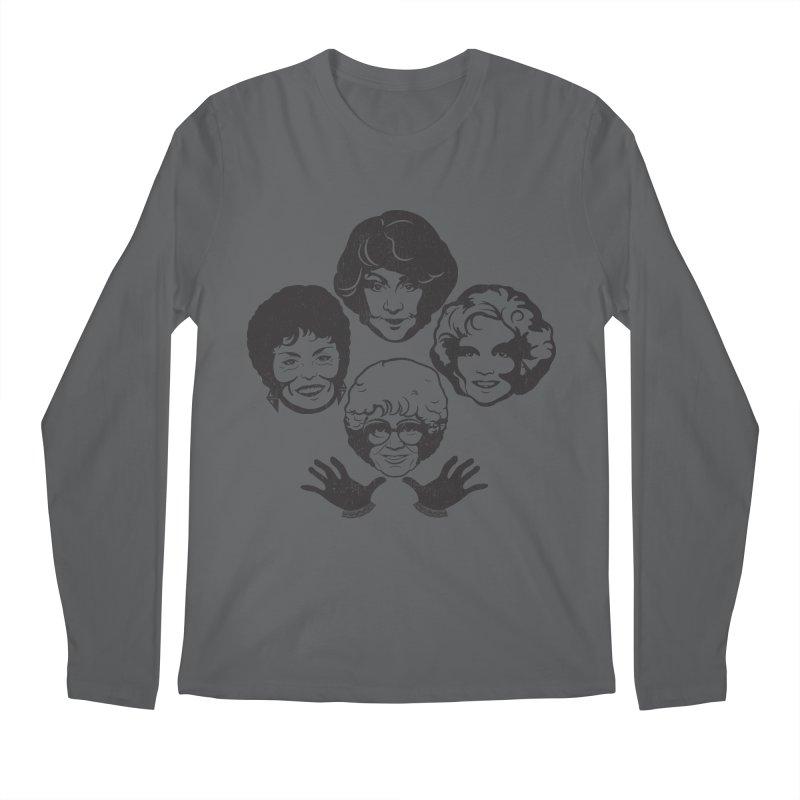 Miami Royalty Men's Longsleeve T-Shirt by machmigo1's Artist Shop