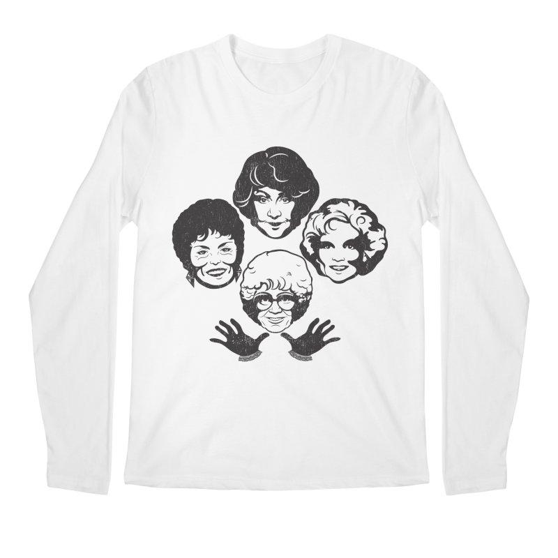 Miami Royalty Men's Regular Longsleeve T-Shirt by machmigo1's Artist Shop