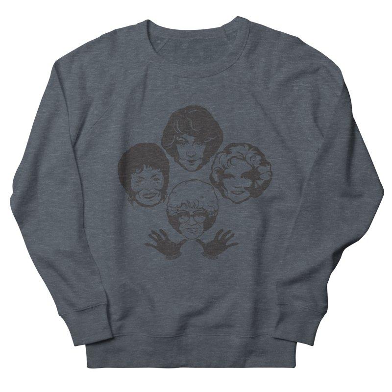Miami Royalty Women's French Terry Sweatshirt by machmigo1's Artist Shop