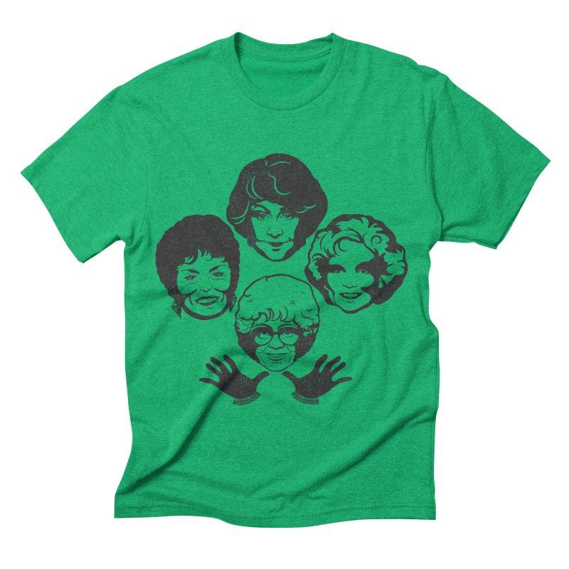 Miami Royalty Men's Triblend T-shirt by machmigo1's Artist Shop