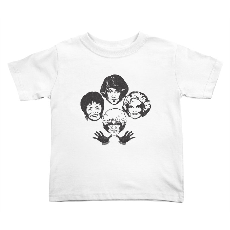 Miami Royalty Kids Toddler T-Shirt by machmigo1's Artist Shop