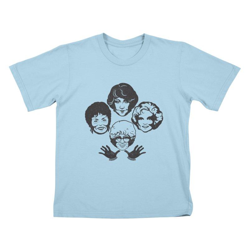 Miami Royalty Kids T-Shirt by machmigo1's Artist Shop