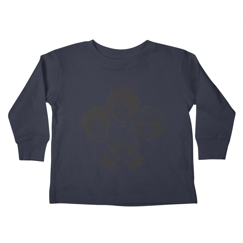 Miami Royalty Kids Toddler Longsleeve T-Shirt by machmigo1's Artist Shop