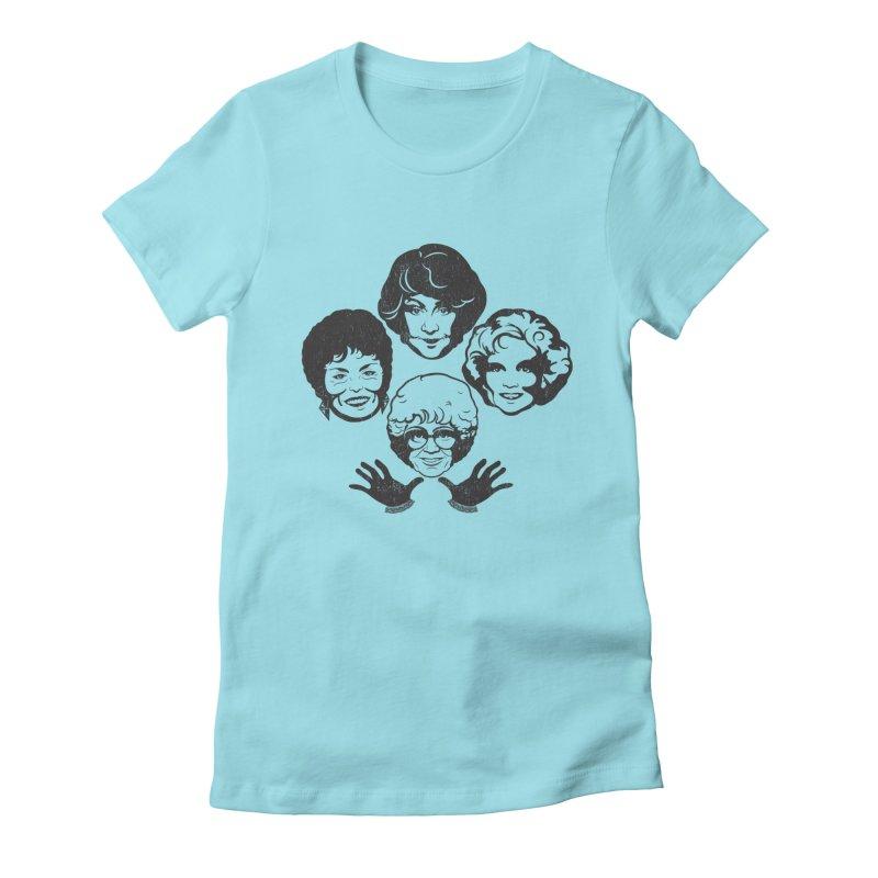 Miami Royalty Women's T-Shirt by machmigo1's Artist Shop