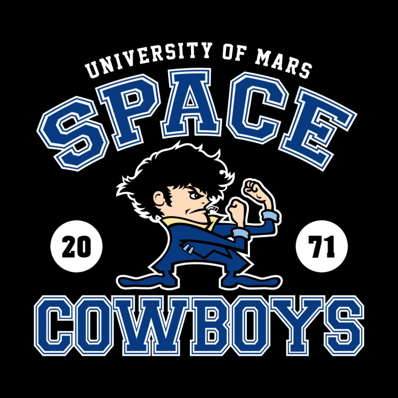 Space Cowboys by machmigo1's Artist Shop