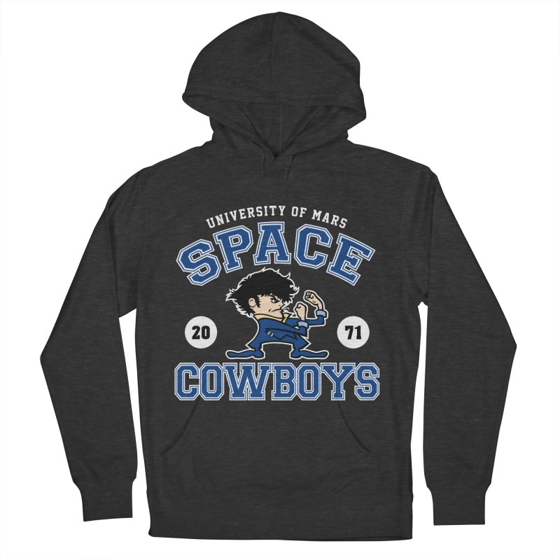 Space Cowboys Women's French Terry Pullover Hoody by machmigo1's Artist Shop