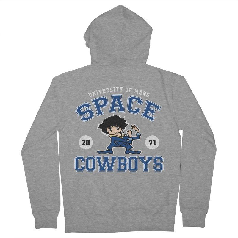 Space Cowboys Women's Zip-Up Hoody by machmigo1's Artist Shop