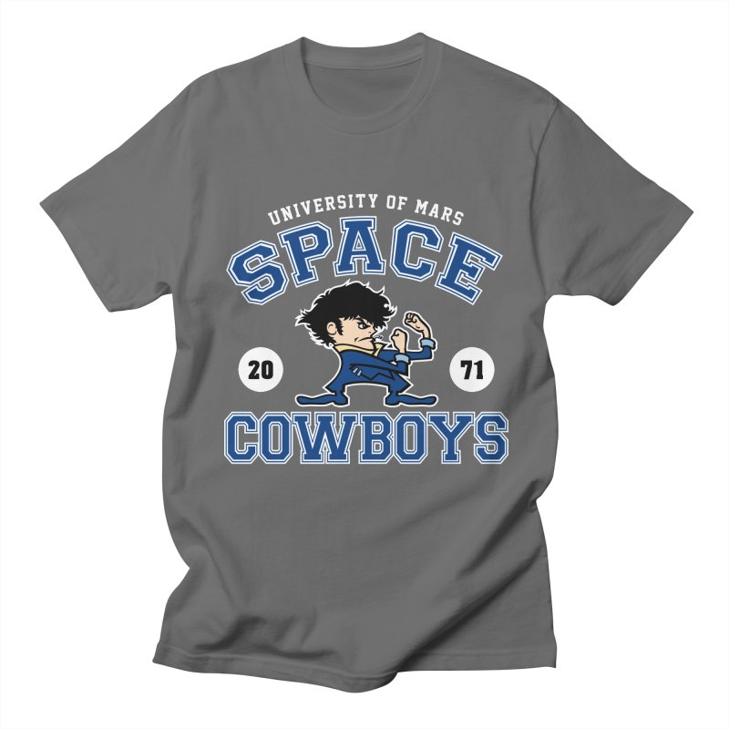 Space Cowboys Men's T-Shirt by machmigo1's Artist Shop