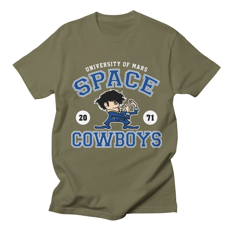 Space Cowboys Men's T-shirt by machmigo1's Artist Shop