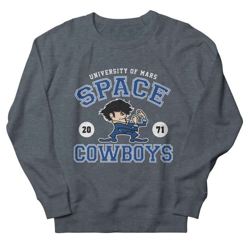 Space Cowboys Men's Sweatshirt by machmigo1's Artist Shop