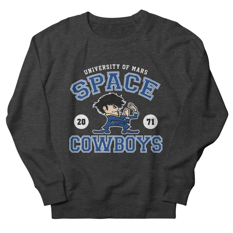 Space Cowboys Men's Sweatshirt by machmigo1's Artist Shop