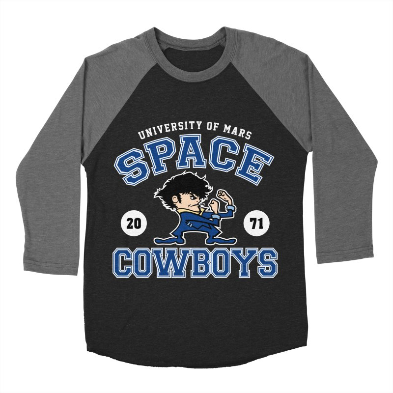 Space Cowboys Women's Baseball Triblend T-Shirt by machmigo1's Artist Shop