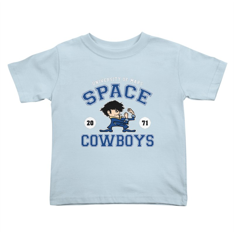 Space Cowboys Kids Toddler T-Shirt by machmigo1's Artist Shop
