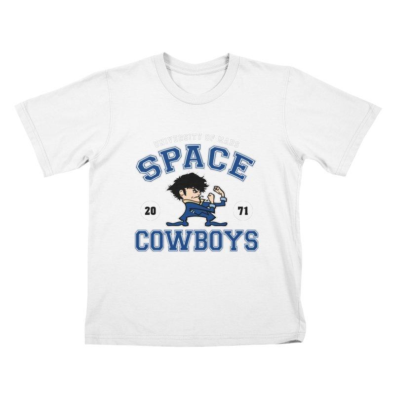 Space Cowboys Kids T-shirt by machmigo1's Artist Shop