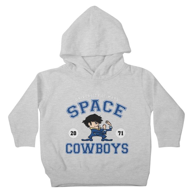Space Cowboys Kids Toddler Pullover Hoody by machmigo1's Artist Shop