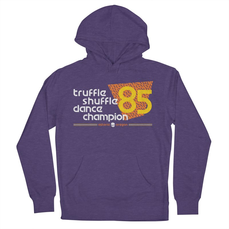 Dance Champ Men's French Terry Pullover Hoody by machmigo1's Artist Shop