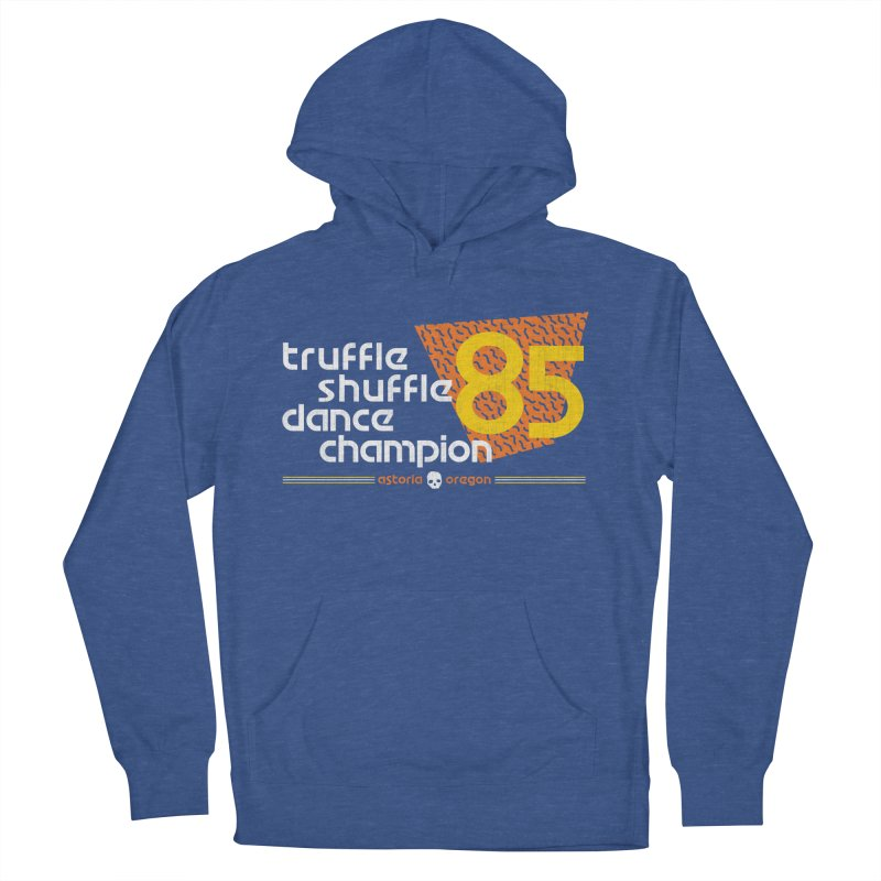 Dance Champ Men's Pullover Hoody by machmigo1's Artist Shop