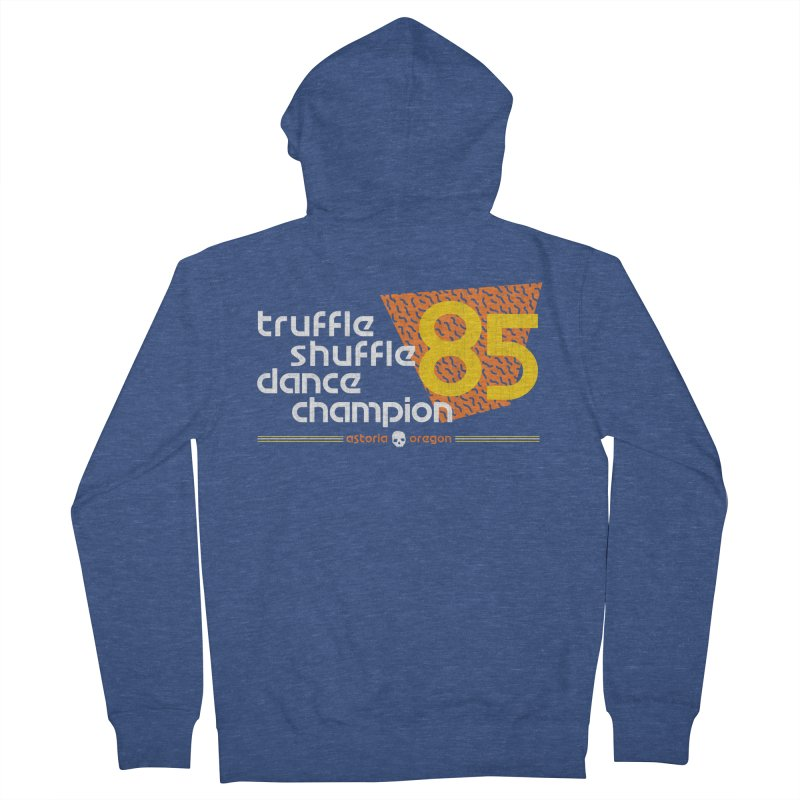 Dance Champ Women's French Terry Zip-Up Hoody by machmigo1's Artist Shop
