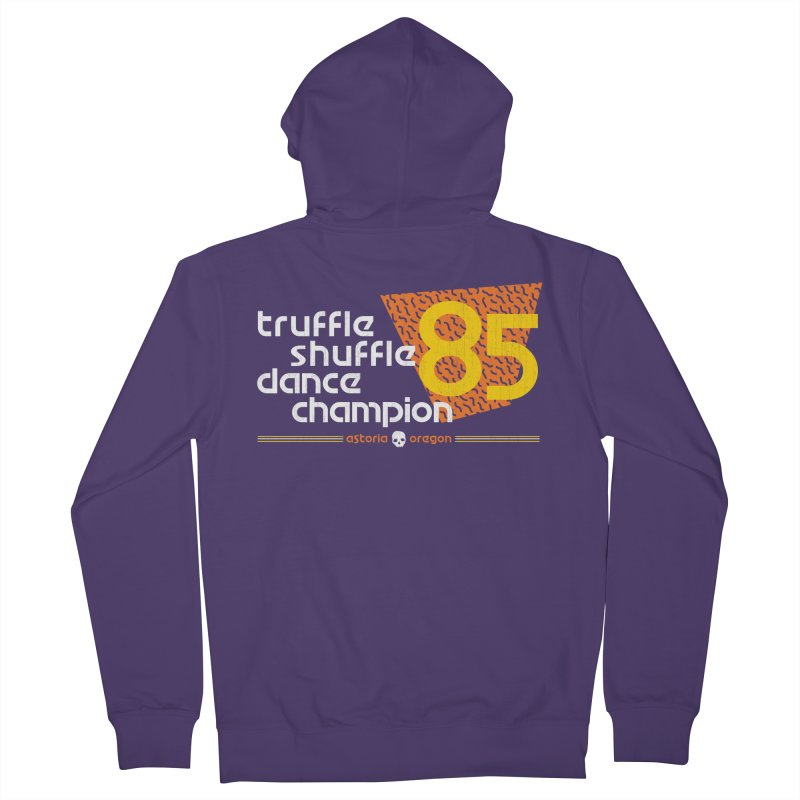 Dance Champ Women's Zip-Up Hoody by machmigo1's Artist Shop