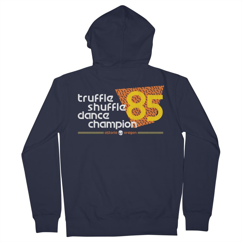 Dance Champ Men's Zip-Up Hoody by machmigo1's Artist Shop