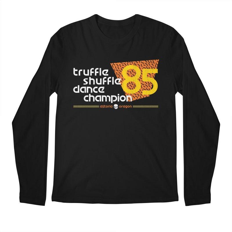 Dance Champ Men's Regular Longsleeve T-Shirt by machmigo1's Artist Shop
