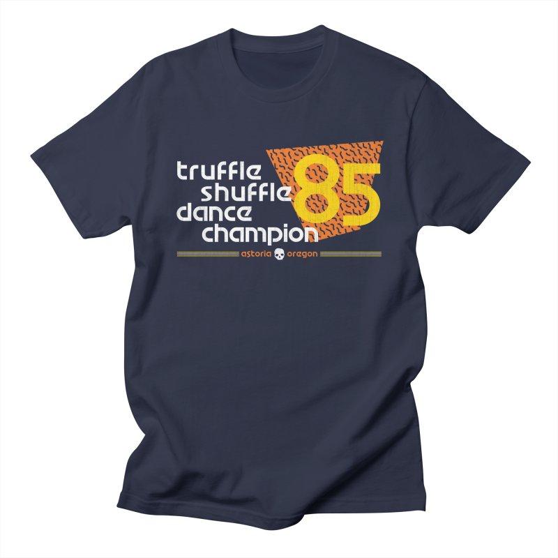 Dance Champ Men's Regular T-Shirt by machmigo1's Artist Shop