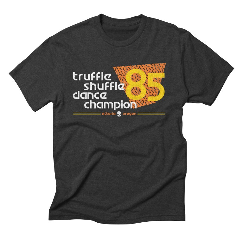 Dance Champ Men's T-Shirt by machmigo1's Artist Shop