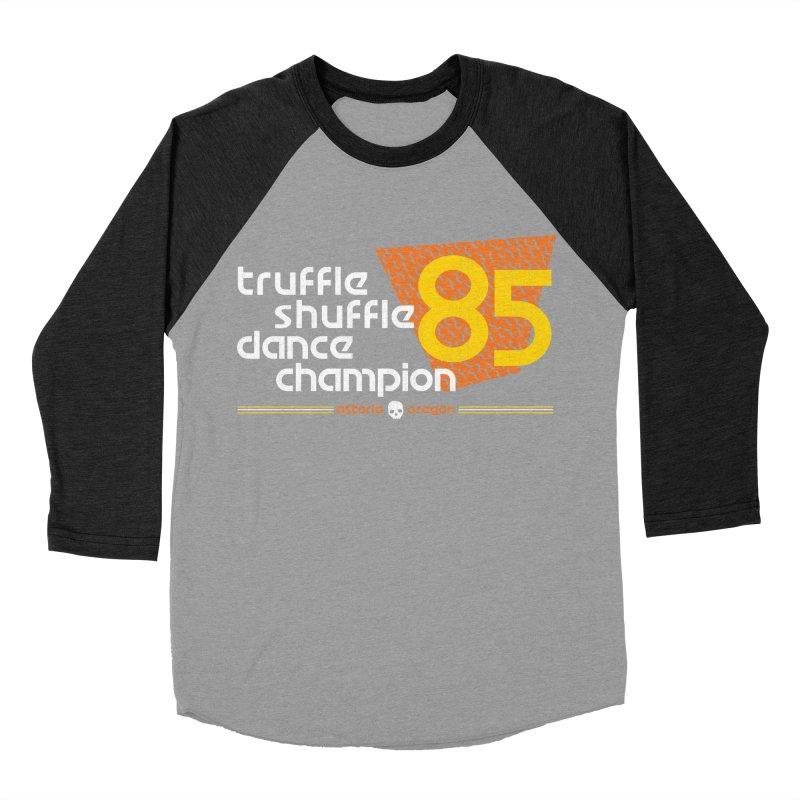 Dance Champ Women's Baseball Triblend Longsleeve T-Shirt by machmigo1's Artist Shop