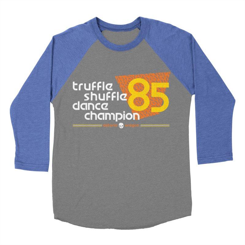 Dance Champ Men's Baseball Triblend T-Shirt by machmigo1's Artist Shop
