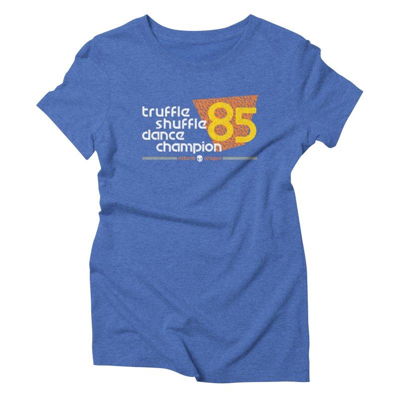 Dance Champ Women's Triblend T-Shirt by machmigo1's Artist Shop