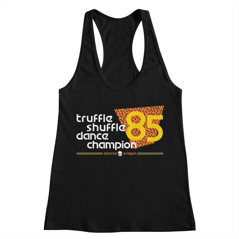 Dance Champ Women's Racerback Tank by machmigo1's Artist Shop