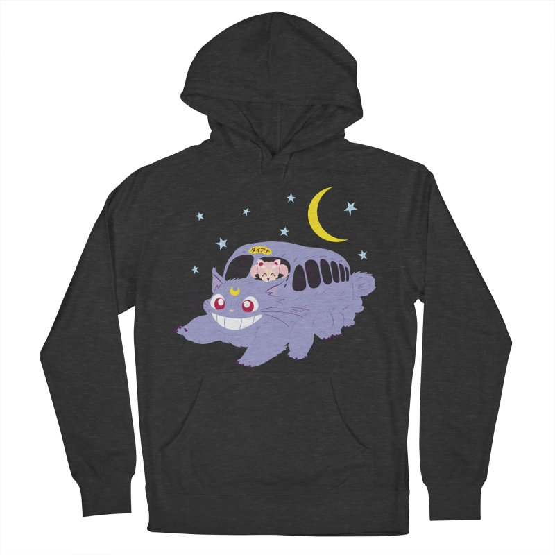 Diana Mobile Men's French Terry Pullover Hoody by machmigo1's Artist Shop