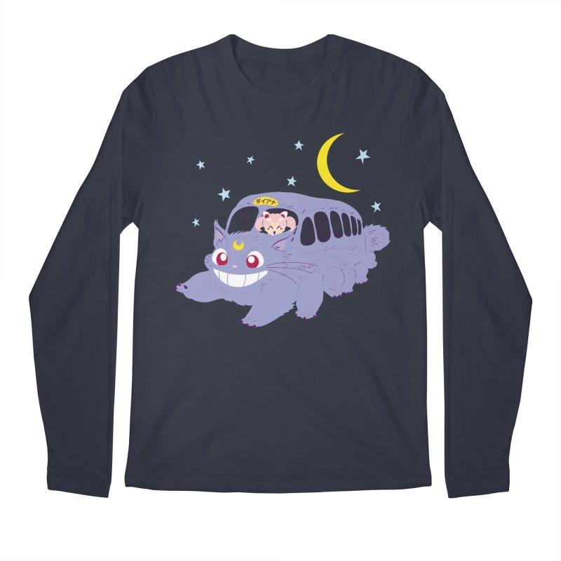 Diana Mobile Men's Regular Longsleeve T-Shirt by machmigo1's Artist Shop